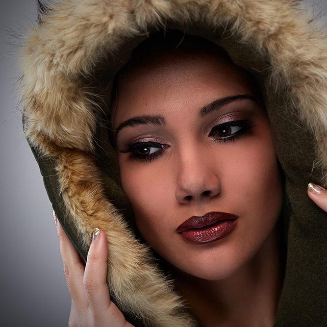 woman-face-portrait-hood-378342